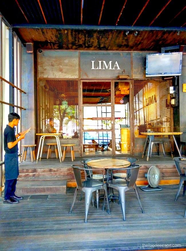 LIMA Cafe, Pantai Indah Kapuk (PIK), Jakarta – Food Escape